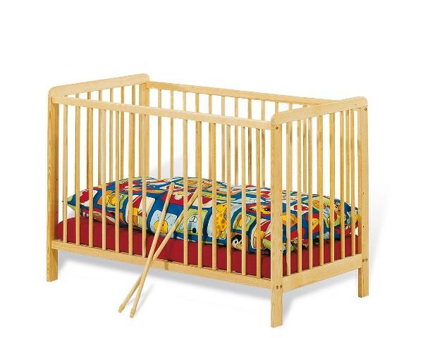 Kinderbett 'Hanna' 120x60 111314