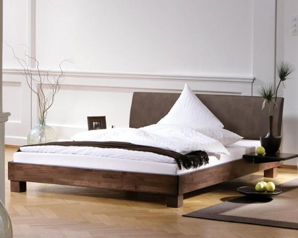Bettgestell Wood-Line Ivio Lecco 120x200