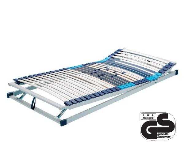 Lattenrost verstellbar Trioplus-Zon 120x200
