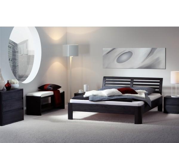 Hasenal Oak-Line Bett Ronda Soleo 160x220 Eiche natur