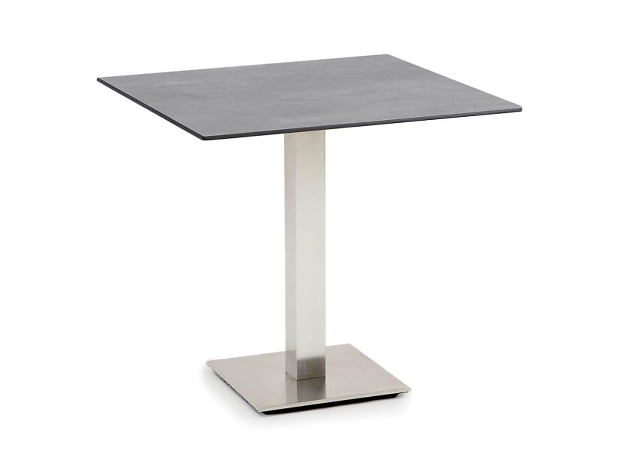 Niehoff Tisch Bistro quadratisch G513.004.048 95x95 cm Beton