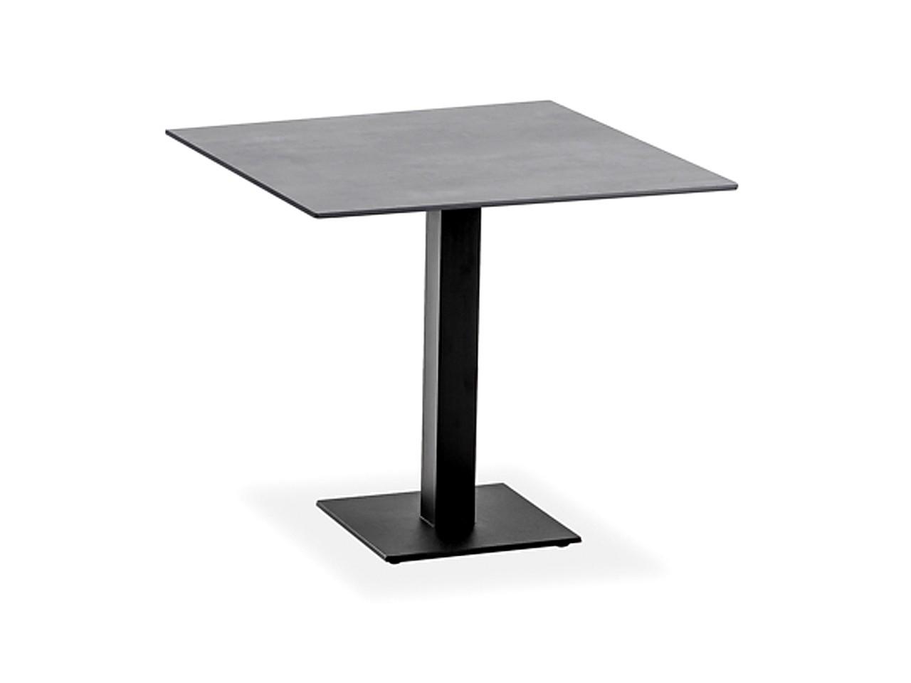 Niehoff Tisch Bistro quadratisch G510.004.025 81x81 cm Beton