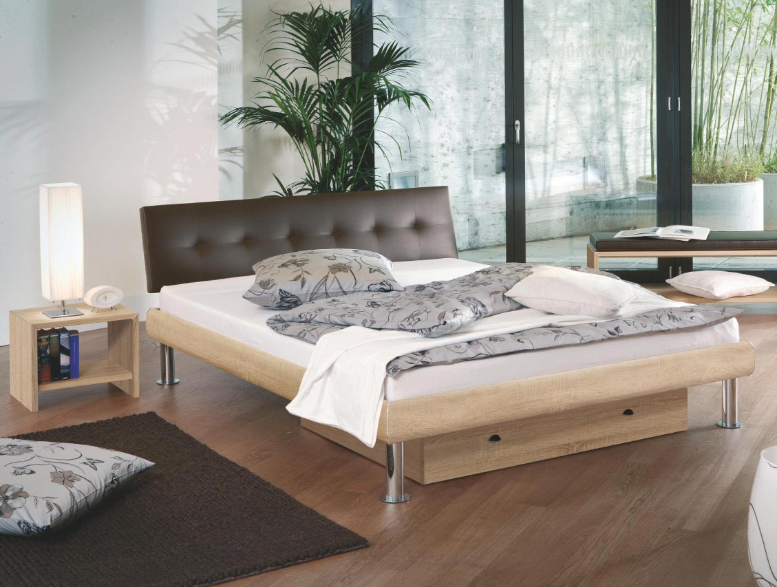 Hasena Soft-Line Bett Grado Ronna