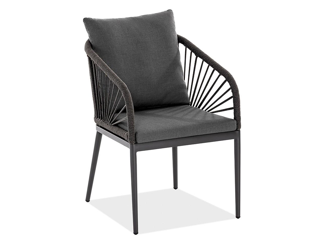 Niehoff Designstuhl Gartenstuhl Pino G572.100.180 Anthrazit