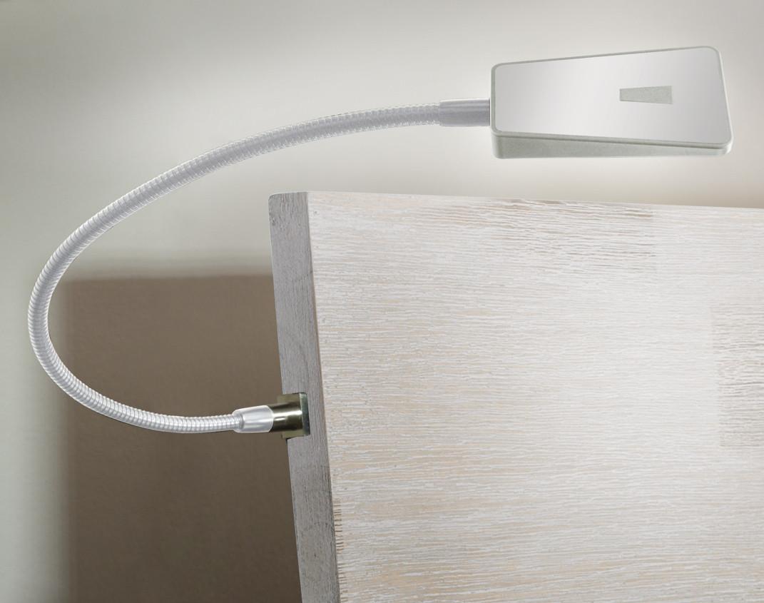 Hasena Nachttisch Lampe Smart weiss