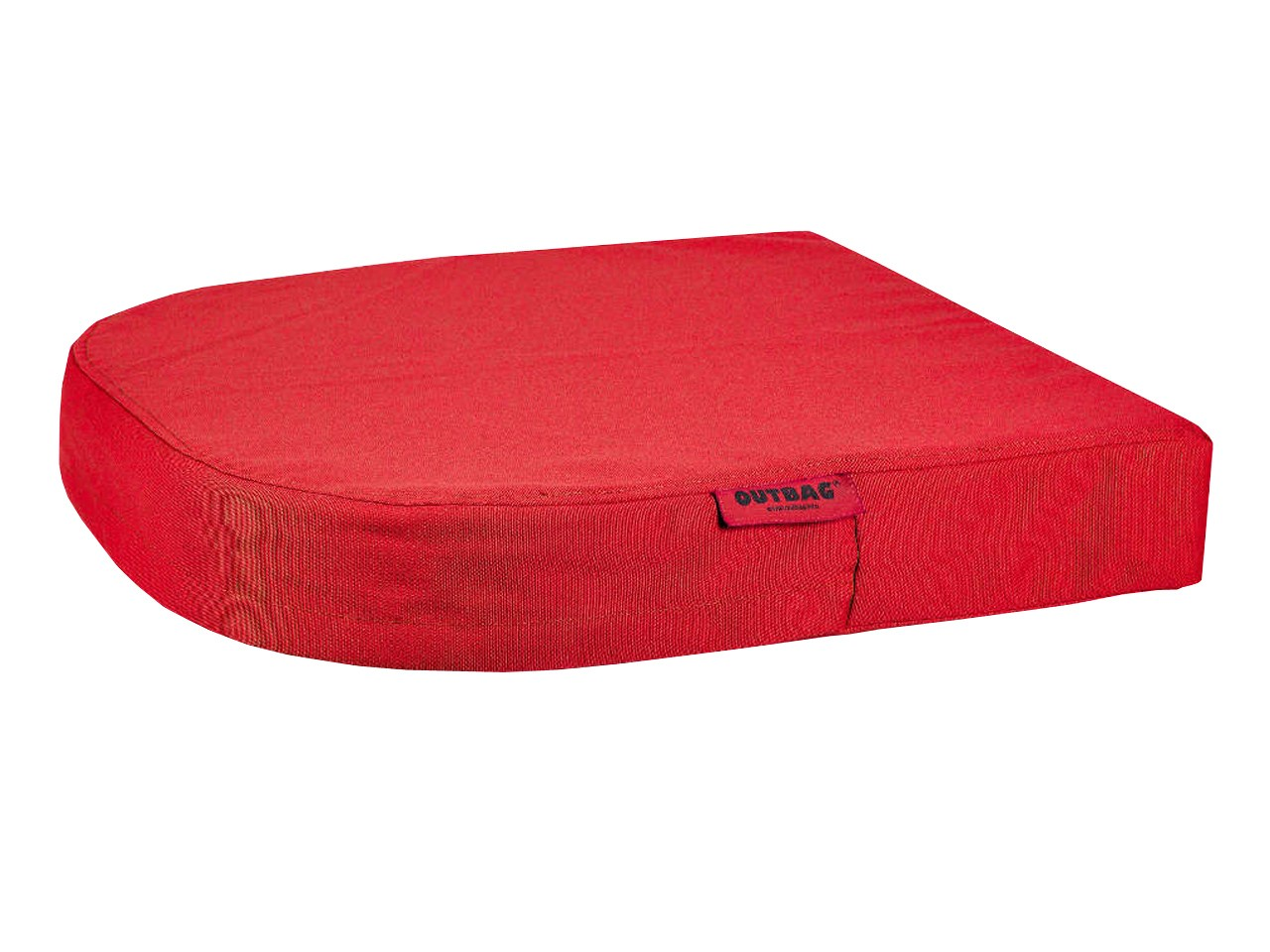 Outbag Sitzauflage Stuhlauflage Moon 31MOPLU-RED plus red