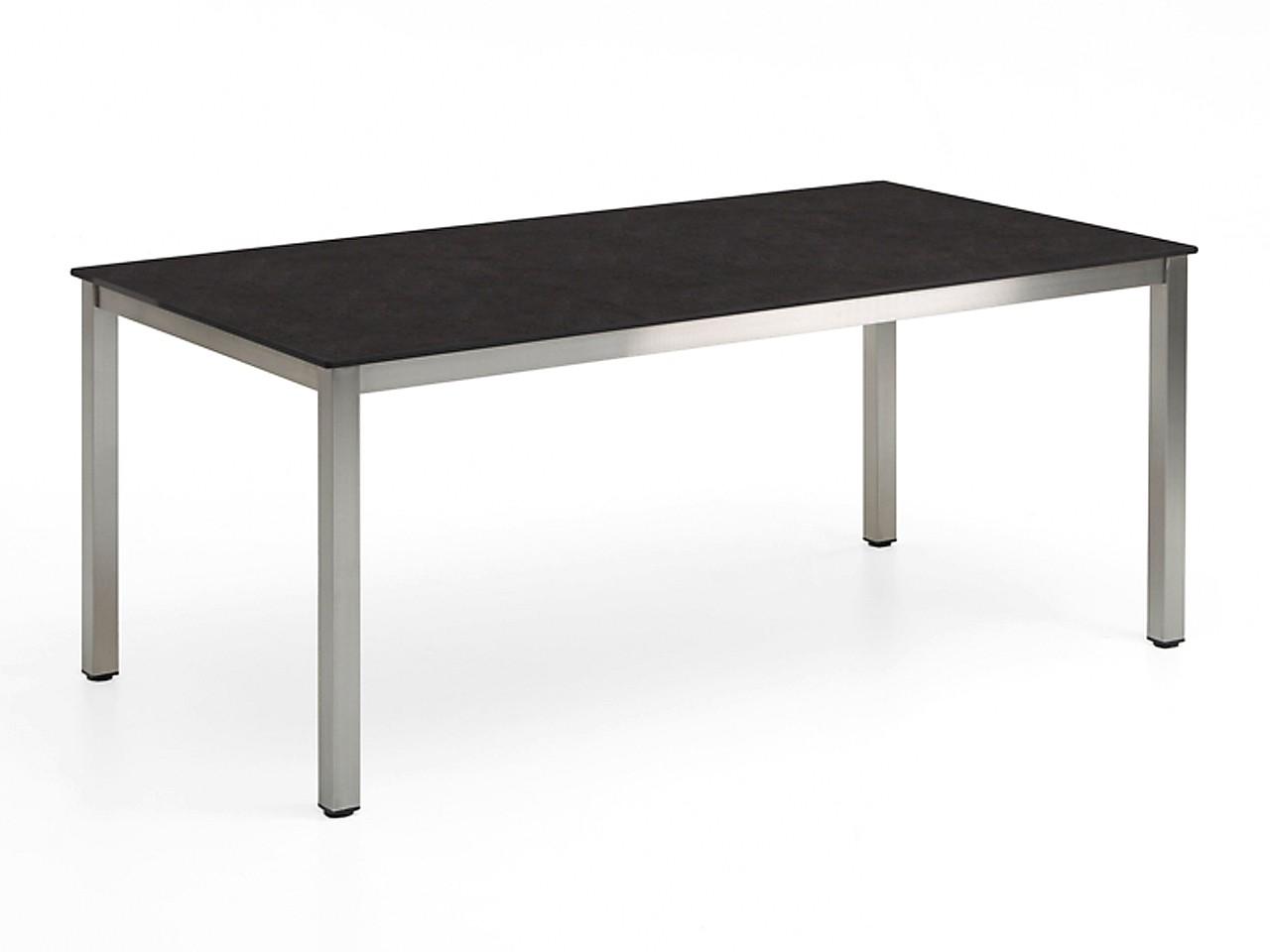 Niehoff Gartentisch Nelson G573.006.056 173x95 cm Granit