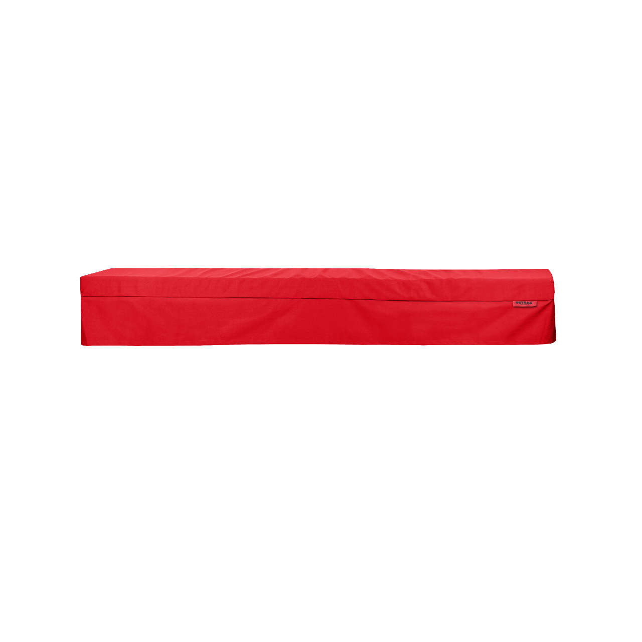 Outbag Sitzbankauflage Sitzbankpolster Bench plus red