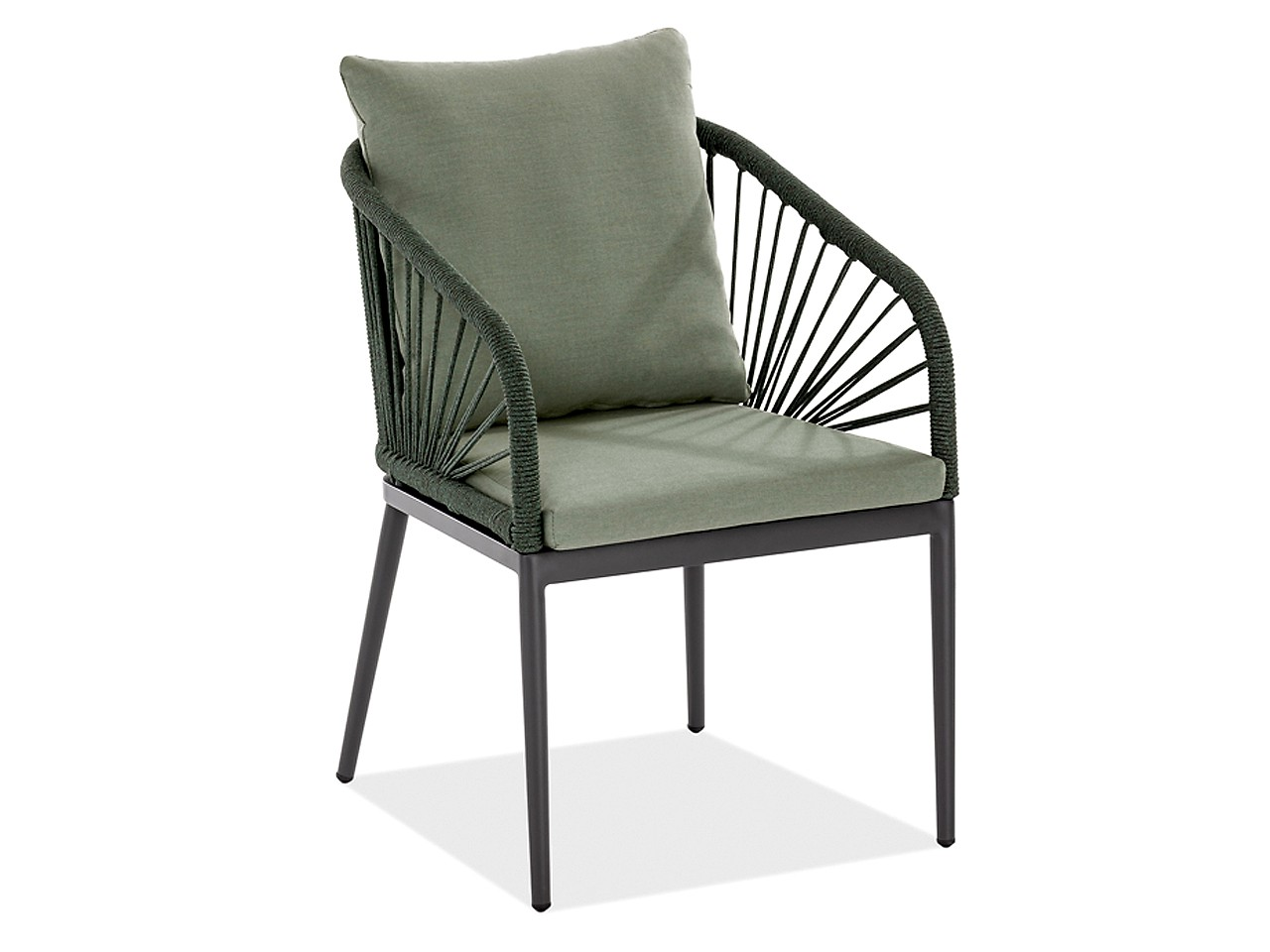 Niehoff Designstuhl Gartenstuhl Pino G572.100.185 Grün
