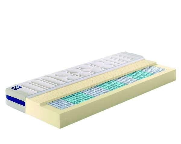 Badenia Irisette Vitaflex TFK Taschenfederkernmatratze