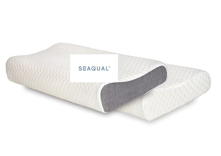 Dermapur Nackenkissen Easy S mit Seaqual Bezug