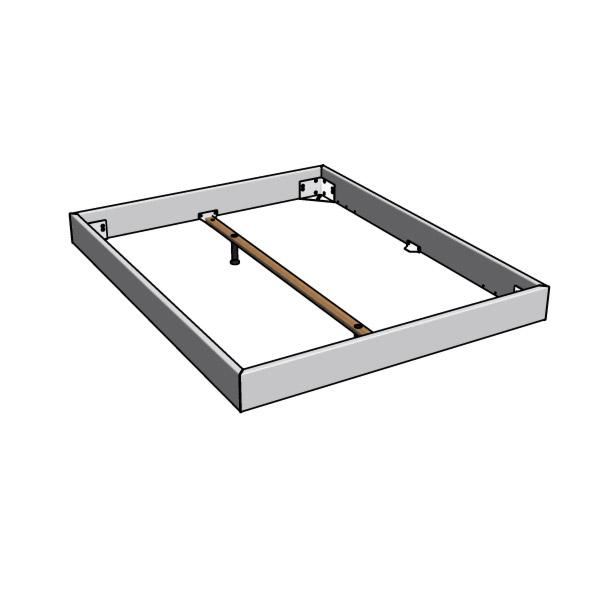 Hasena l ngstraverse midtraver f r betten ab 160 cm for Betten lagerverkauf