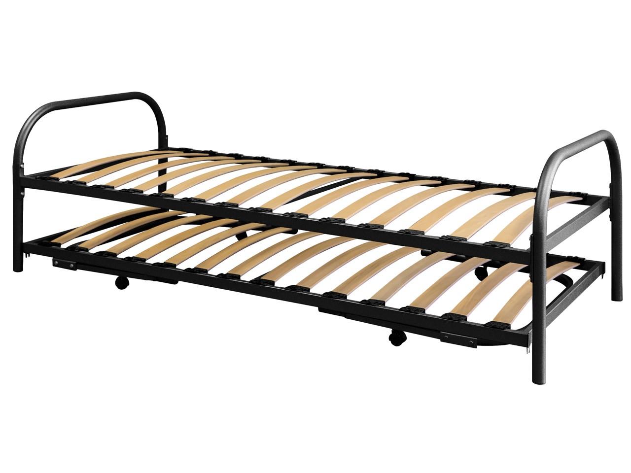 Bed Box Gästebett UB 200 90x200