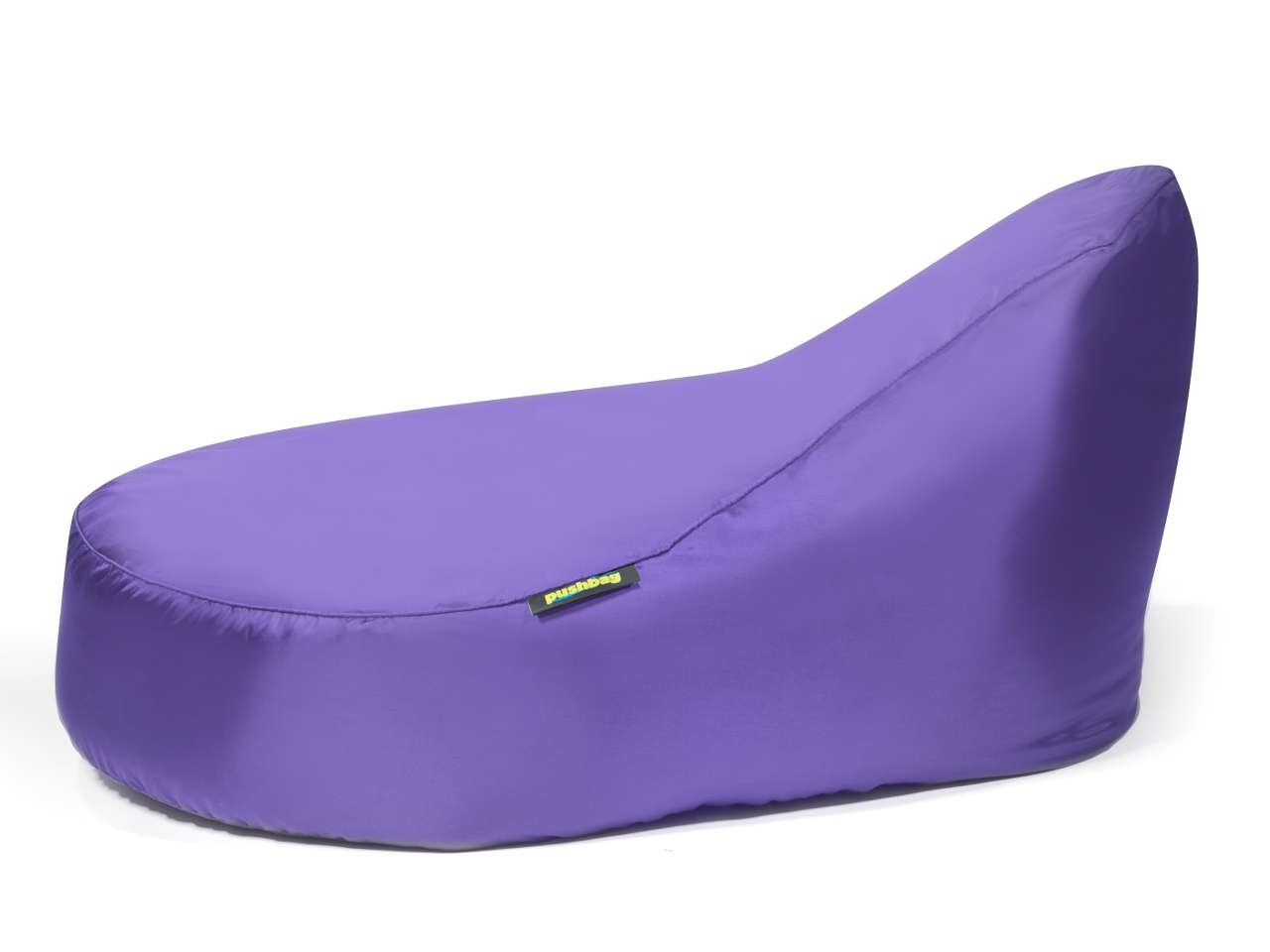 Pushbag Indoor Sitzsack Seat XL 11-SEAX-OX-purple oxford purple