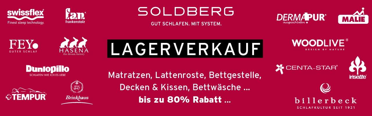 Banner Lagerverkauf