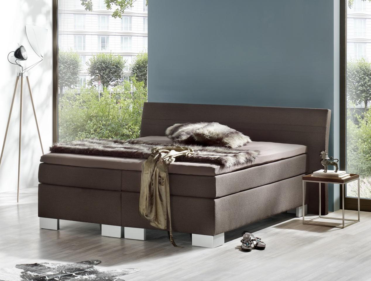 boxspringbett 200x220 preisvergleiche erfahrungsberichte und kauf bei nextag. Black Bedroom Furniture Sets. Home Design Ideas