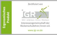 IGR Zertifikat