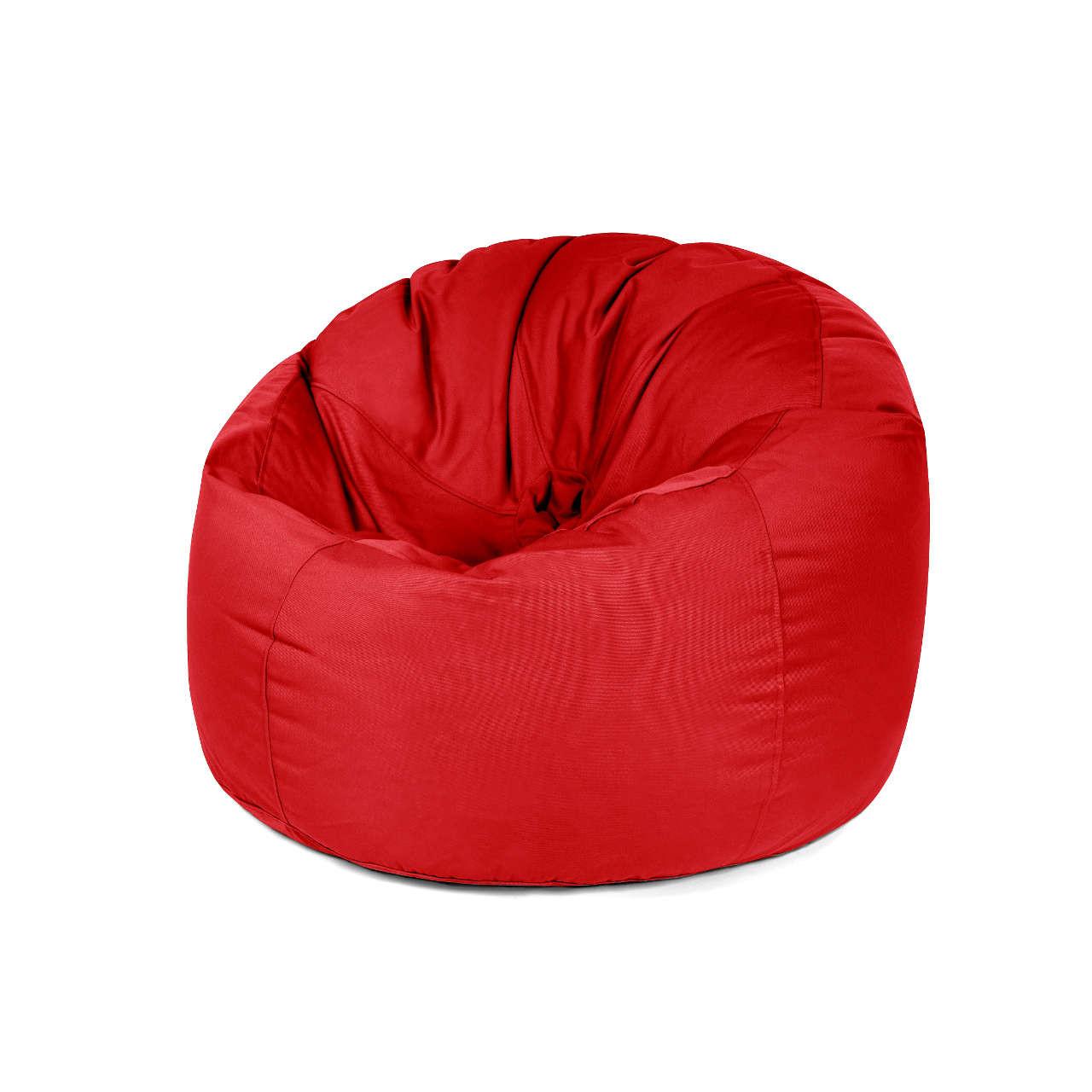 Outbag Sitzsack Donut plus red