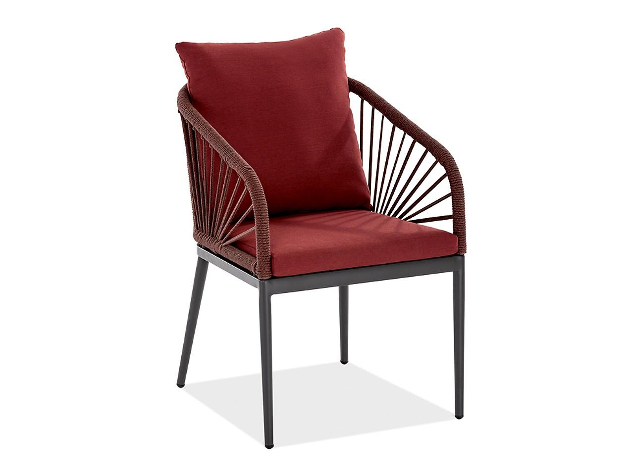Niehoff Designstuhl Gartenstuhl Pino G572.100.183 Rot