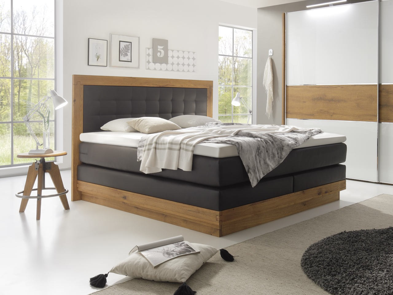 bett torino machen sie den preisvergleich bei nextag. Black Bedroom Furniture Sets. Home Design Ideas