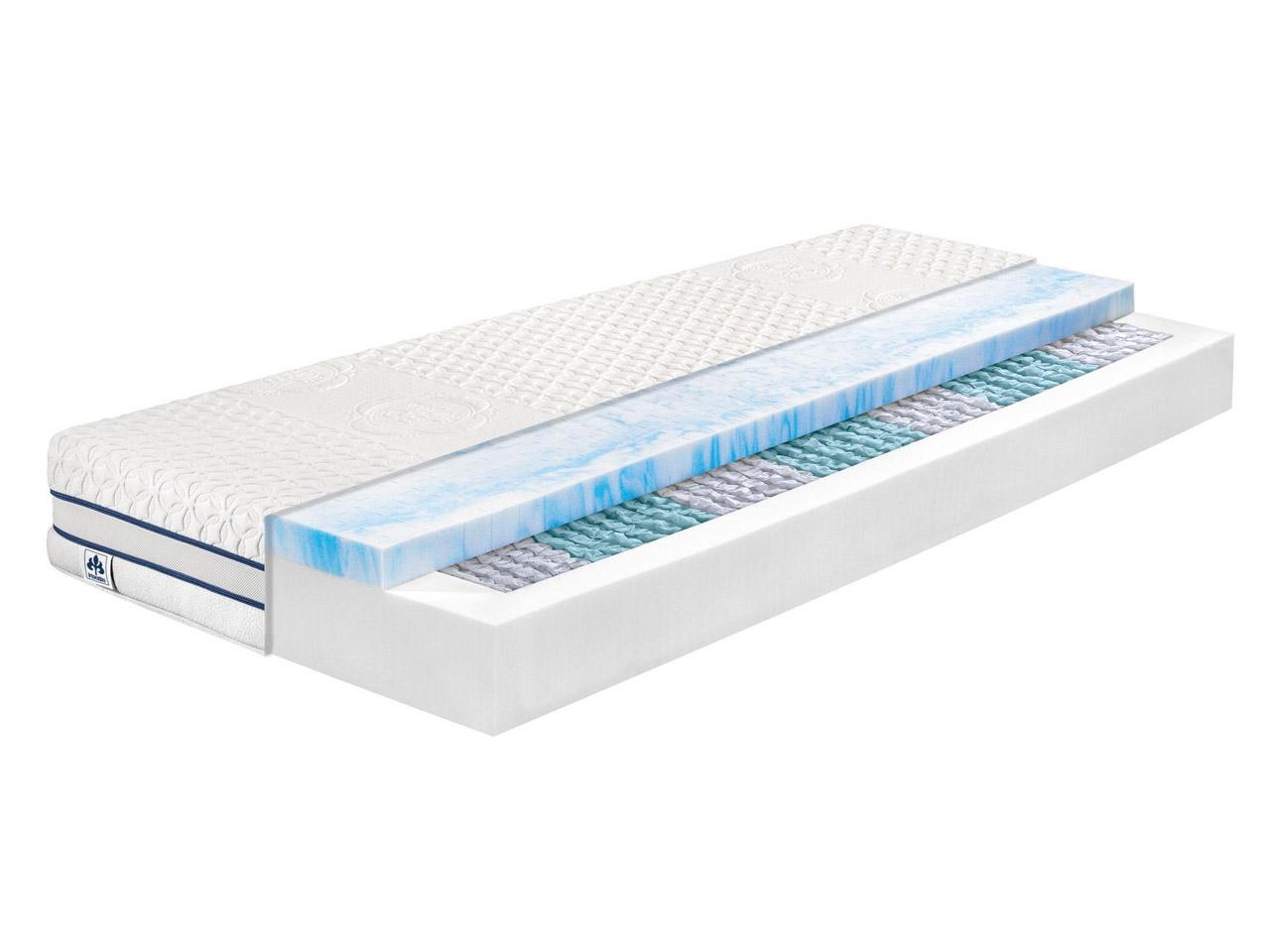 irisette taschenfederkern matratze classic ttfk mit gel active auflage. Black Bedroom Furniture Sets. Home Design Ideas