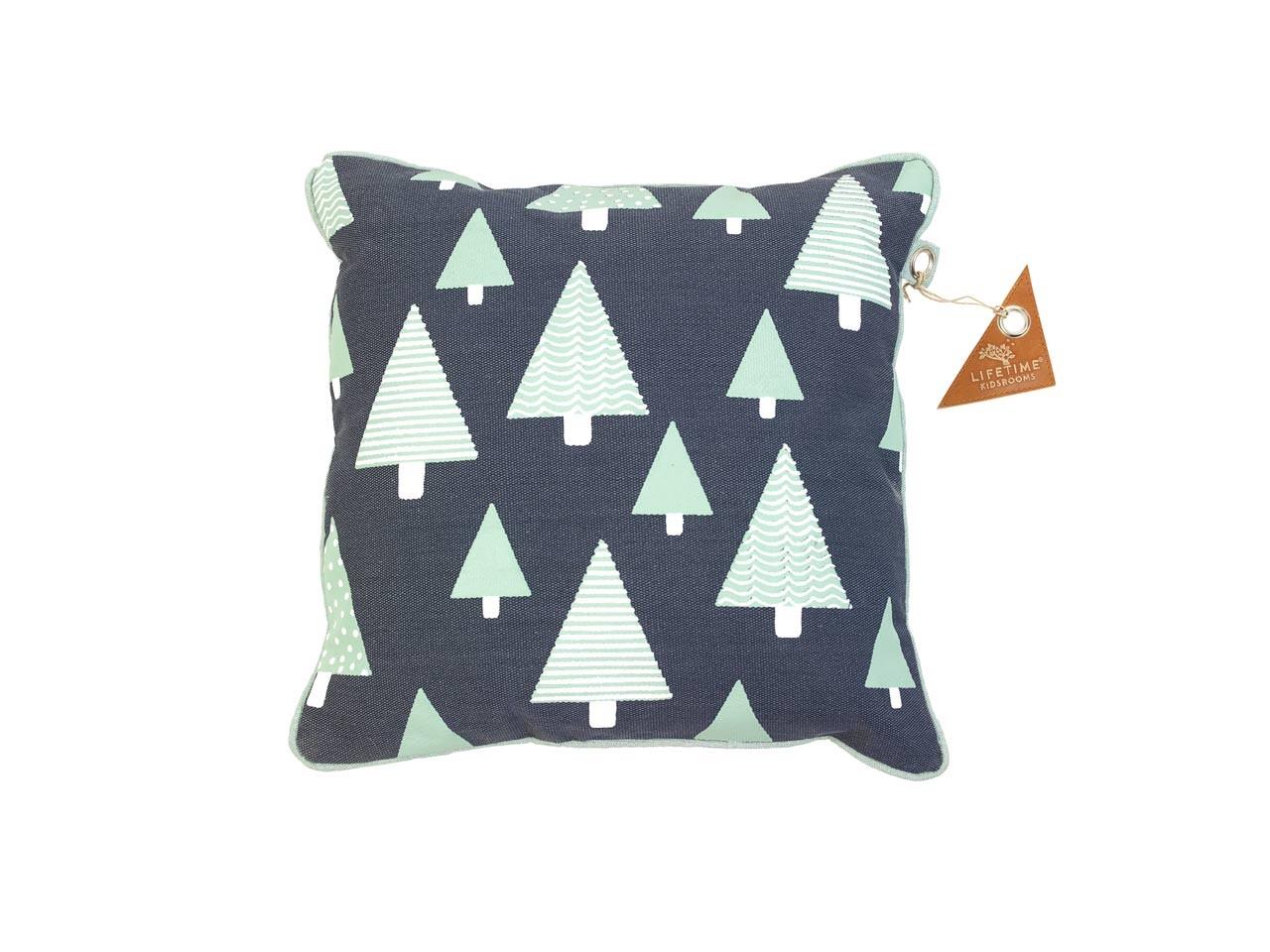 Lifetime Kissen quadratisch Tree Forest Ranger 7536