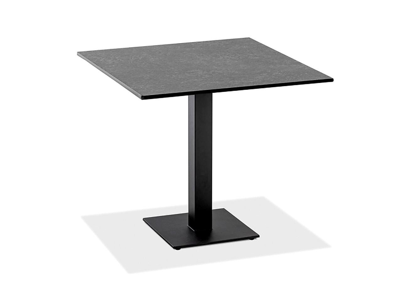 Niehoff Tisch Bistro quadratisch G510.006.048 95x95 cm Granit